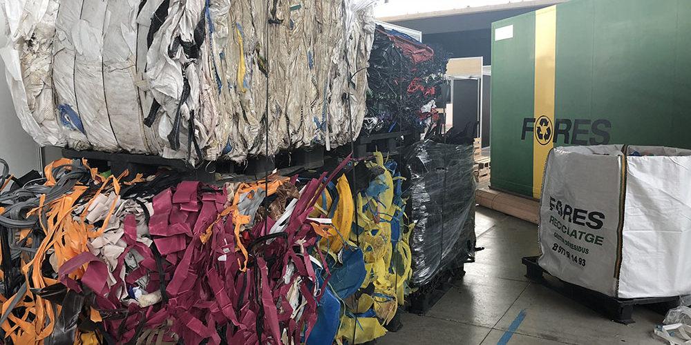 Reciclatge Forés